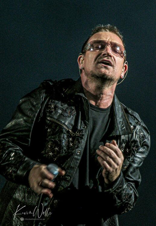U2 - Don Valley Stadium Sheffield