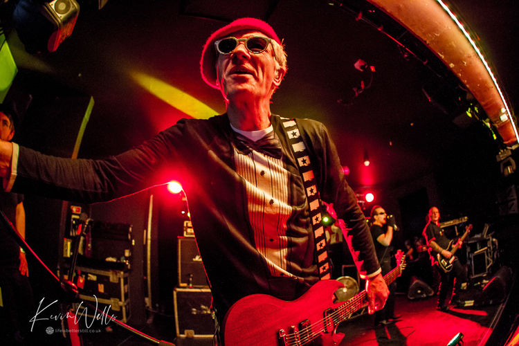 The Damned - O2 Academy Sheffield
