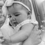 Neve's Christening at St Giles Church Killamarsh 2015
