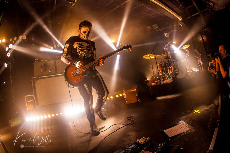 Royal Blood Halloween show at The Leadmill Sheffield