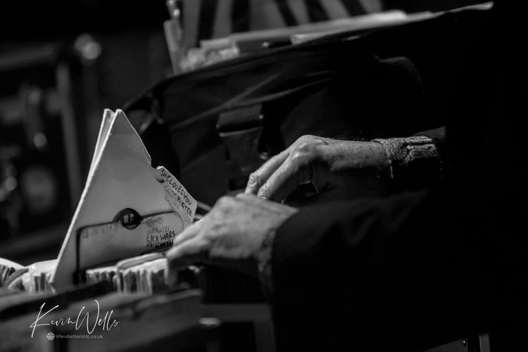 Jerry Dammers DJ set O2 Academy Sheffield