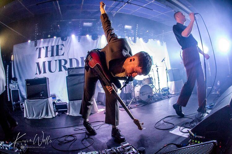 The Murder Capital - Leadmill Sheffield 2020