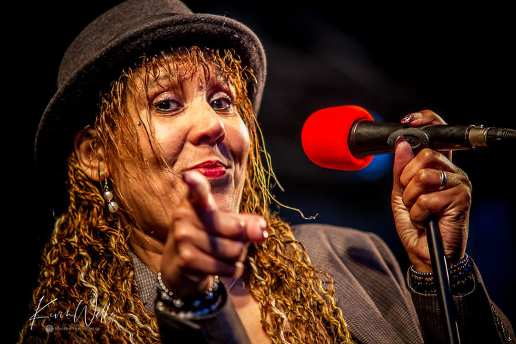 Neville Staple Band  at The Music For The Homeless Concert - Don Valley Bowl Sheffield