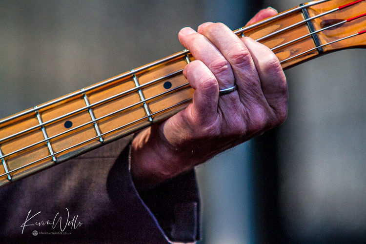 Bruce Foxton - From The Jam - MosFest Sheffield