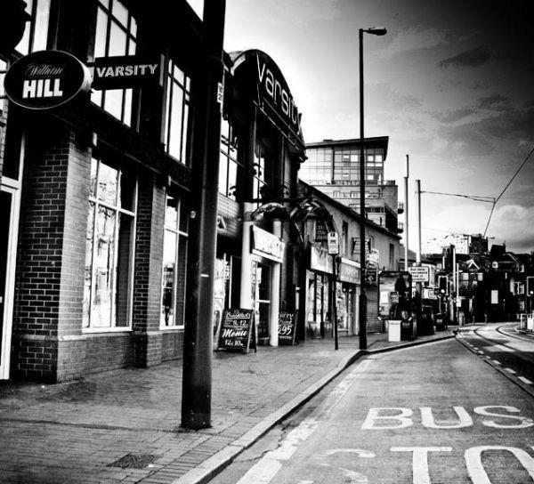 West Street Sheffield