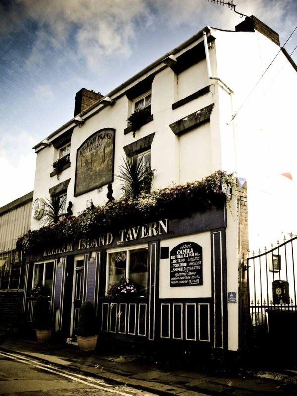 Kelham Island tavern Green Lane Sheffield