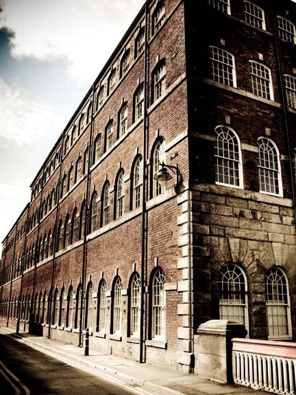 Cornish Place Ball Street Sheffield
