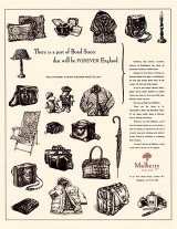Mulberry:There is a part of Bond Street that will be forever England.
