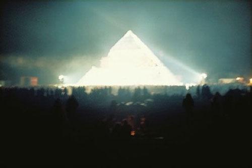 'Pyramid Stage of Light'
