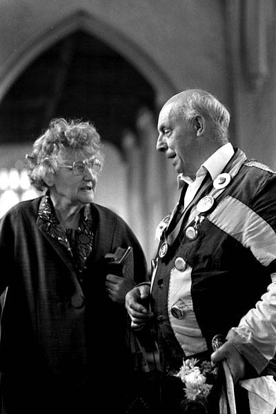 Margaret Hunter & Morris Sunderland