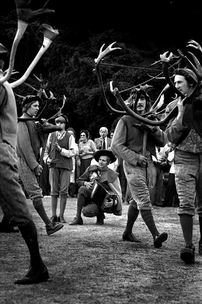 Abbots Bromley Horndance