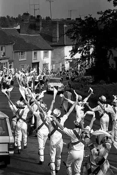 Procession at Thaxted