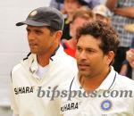 Rahul & Sachin at the Oval 2011