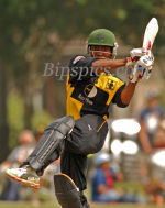 Tatenda Taibu for Lashings