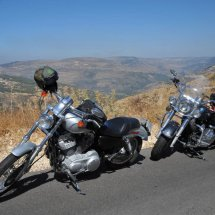 13. Roads & Scenery perfect for Harley cruising in Lebanon