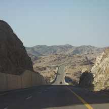 14 CAM 1213 Tourist road from Al Baha to Taif