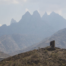 15 CAM 1197 Jagged mountains of Asir