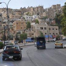 18. Getting lost in Amman Jordan