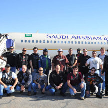 1. Riyadh Chapter arrives in Gurayat low res
