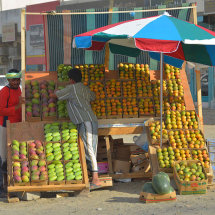24 Roadside local Produce Near Jizan