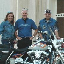 3.Me with Richard & Amr Khashoggi