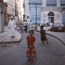4 Office of Old Town 1985 with Yemenis living there