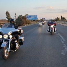4. Riding to Damascus as the sunsets