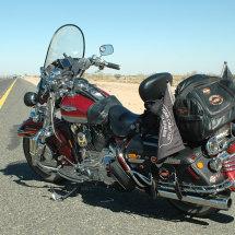 7.DSC 0210 Amr Khashoggi's Road King
