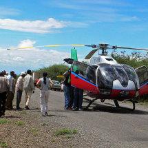 Accident on Baringo Road