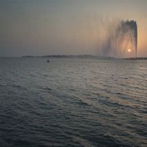 Al Hamra bay King's Fountain