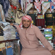 DSC 4215 Shopkeeper Balad