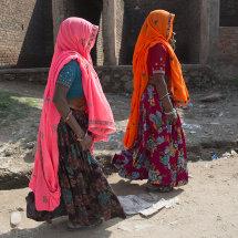 IND 6121 Saris of Rajasthan