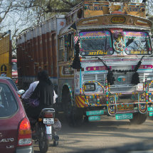 IND 6155 Indian Truck