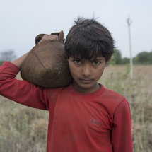 IND 6187 Young Boy Rajasthan