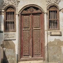 JED 5741 Door of Bait Baashain