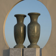 JED 8723 Two Vases