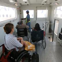 P1020385 Saudia Flight Disabled Lift