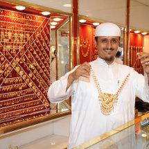Yemeni Gold Merchant