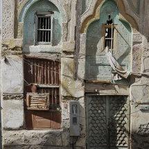 BAL9207 Jeddah Door&plasterwork
