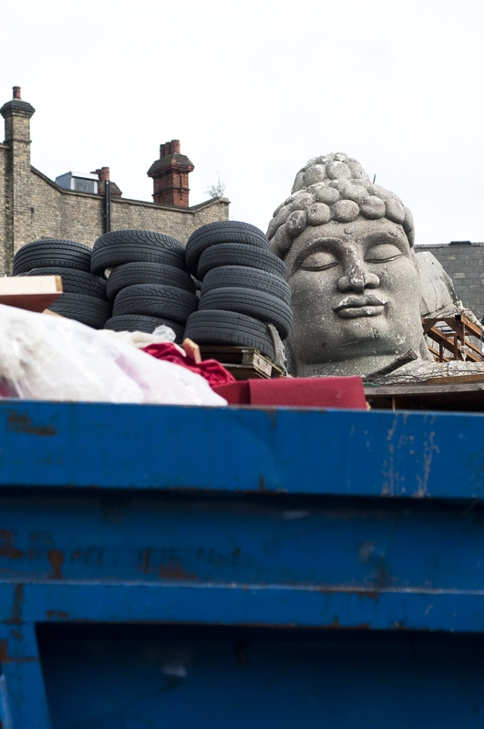 Buddha, London