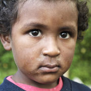 Boy, Ecuador
