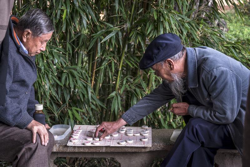 Game of go, Kunming