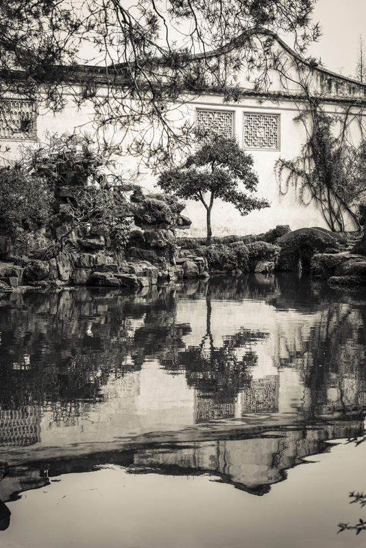 Master of the Nets Garden, Suzhou