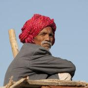 Man, Pushkar, India