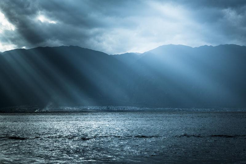 Lake, Yunnan