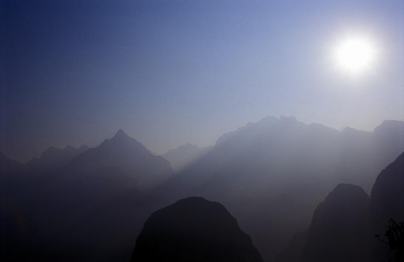 Sunrise, Peru