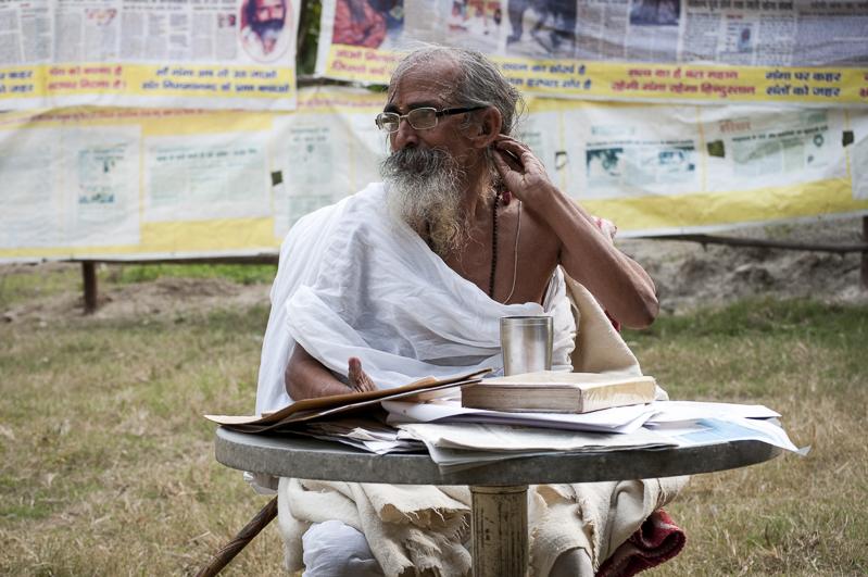 Swami Shivanad, Haridwar, India