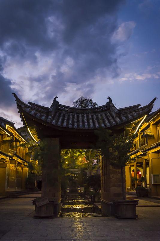 Shaxi, Yunnan province
