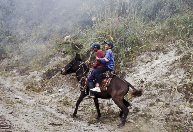 Boys, Ecuador