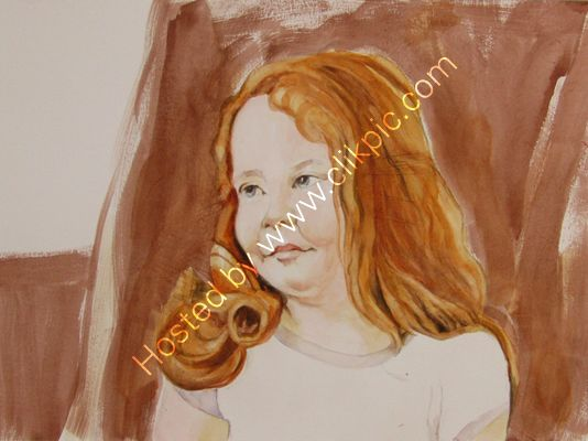 Jessie watercolour